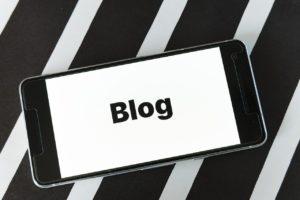 ブログ文章